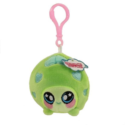 Squeezamals Series 2 Green Lady Bug 3-Inch Clip On