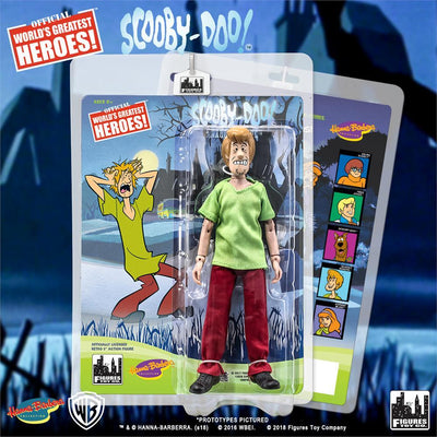 Scooby-Doo - Shaggy (Scared Variant) 8