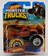 Hot Wheels Monster Trucks Hot Wheels Racing Die-Cast Truck