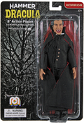 "Horror Wave 10 - Hammer Dracula 8"" Action Figure (Pre-Order Ships June)"