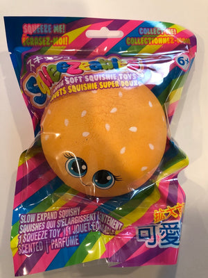 Squeezeables Hamburger - Series 2