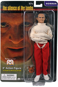 "Horror Wave 11 - Silence of the Lambs - Hannibal Lecter (Straight Jacket) 8"" Action Figure"