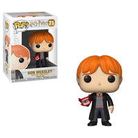 Harry Potter Funko POP! Movies Ron Weasley Vinyl Figure #71