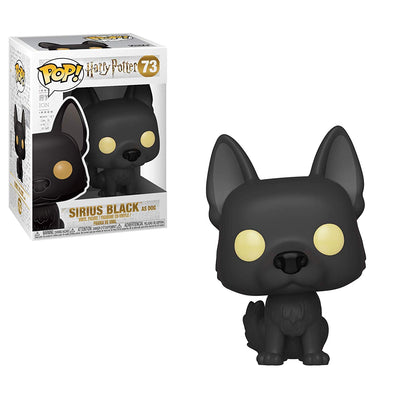 Harry Potter Funko POP! Movies Sirius Black as Dog Vinyl Figure #74
