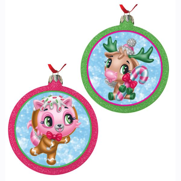 Hatchimals Colleggtibles Disc Ornaments 2-Pieces - Zolo's Room