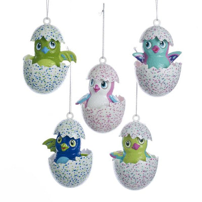 Hatchimals Ornaments 5 Pieces - Zolo's Room