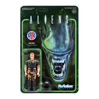 Aliens ReAction Figure - Hicks