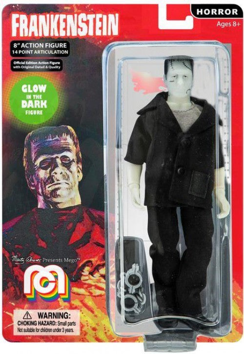 "Horror Frankenstein 8"" Action Figure [Glow In The Dark]"
