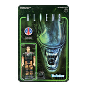 Aliens ReAction Figure - Hudson