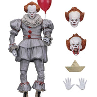 "NECA - IT (2017) - Ultimate Pennywise 7"" Action Figure"