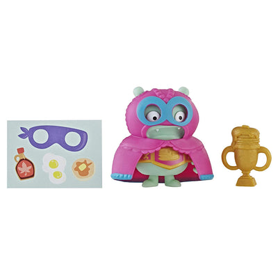 Ugly Dolls Surprise Disguise Mini-Figure - Pancake Champ Jeero