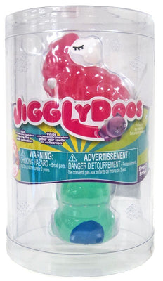 JigglyDoos Series 2 Pink Sheep & Green Dinosaur 2-Pack - Zolo's Room