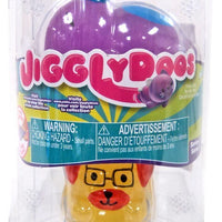 JigglyDoos Series 2 Purple Bear & Yellow Dog 2-Pack - Zolo's Room