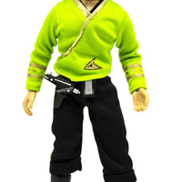 "Star Trek Wave 6 - Captain Kirk 8"" Action Figure (Green Shirt, With Tribbles)"