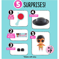 L.O.L Surprise Series 4 Eye Spy Lil Sisters Mystery Pack