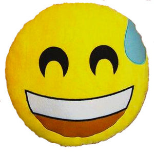 Laughing Emoji Pillow - Zolo's Room