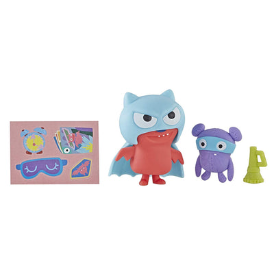 Ugly Dolls Surprise Disguise Mini-Figure - Super Lucky Bat