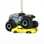 Monster Jam Grave Digger Ornament by Kurt Adler
