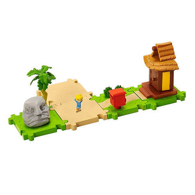 Mario Bros. U Micro Outset Island Deluxe Pack - Zolo's Room