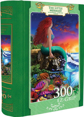 MasterPieces Book Box Little Mermaid - Ariel Large 300 Piece Jigsaw Puzzle
