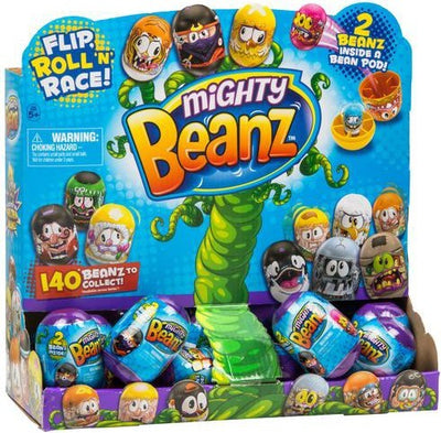 Mighty Beanz Series 1 - 2 Pack Pod (30 Packs)
