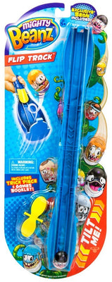 Mighty Beanz Series 1 - Flip Track (Blue)