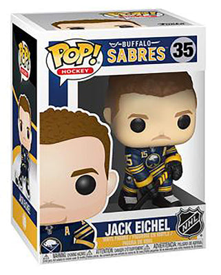 NHL Buffalo Sabres Funko POP! Sports Jack Eichel Vinyl Figure #35