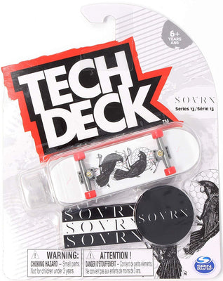 Tech Deck 96mm Fingerboard Series 13 Sovrn - Neomorpha Huia Birds