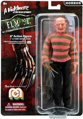Horror Nightmare On Elm Street Freddy Krueger 8