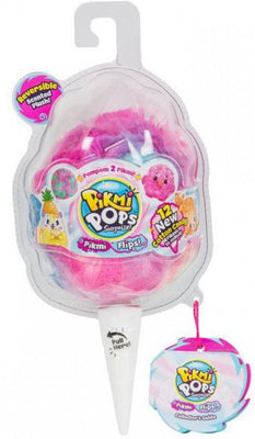Pikmi Pops Surprise! Flips! Series 4 Mystery Pack (Reversible Scented Plush!)