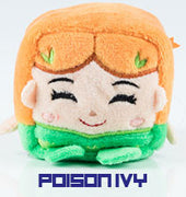 "DC Comics Kawaii Cubes 2.25"" Plush: Poison Ivy - Zolo's Room"