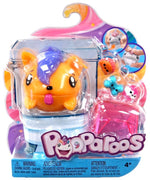 Pooparoos Orange Dog Figure Pack