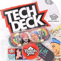 Tech Deck 96mm Fingerboard Series 13 Thank You - Torey Pudwill / Daewon Song Buddies