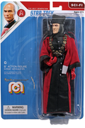 "Star Trek Wave 10 - Q  8"" Action Figure"