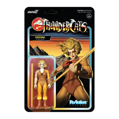 Thundercats ReAction Figure - Cheetara