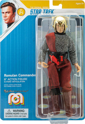 Star Trek Romulan Commander 8