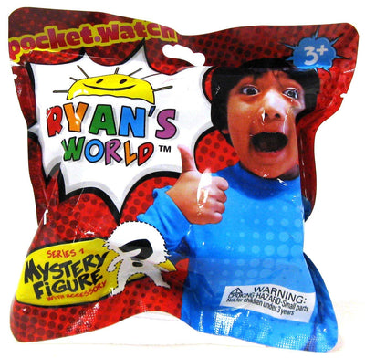 Ryan's World Mini Figure with Accessory Mystery Pack