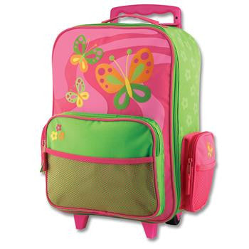 Stephen Joseph Butterfly Luggage - Zolo's Room - 1