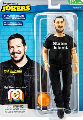 Impractical Jokers Pop Culture Sal Vulcano 8