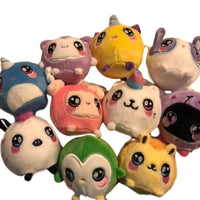 Scented Pet Mini Plush Squeezamals 2.5-Inch Mystery Pack