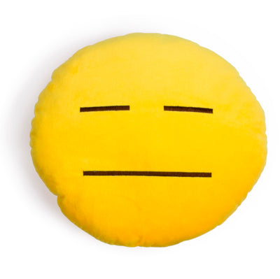 Poker Face Emoji Pillow - Zolo's Room