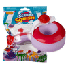 Soft'N Slo Squishies Scrump Squish Raspberry Donut Squeeze Toy