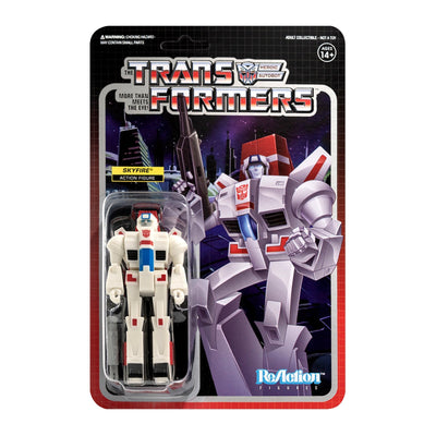 Transformers ReAction Figure - Skyfire