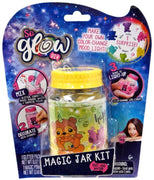 So Glow DIY Mini Magic Jar Happy Kit Yellow