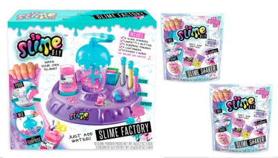 So Slime DIY Starter Playset & 2 Mystery Packs COMBO