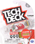 Tech Deck 96mm Fingerboard Series 13 Finesse - Sonic The Hedgehog / Knuckles