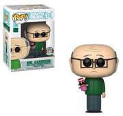 South Park Funko POP! TV Mr. Garrison (Exclusive) Vinyl Figure #18