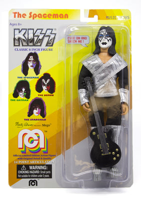 Music Icons KISS The Spaceman 8