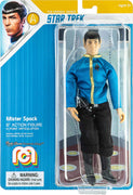 "Star Trek Mister Spock 8"" Action Figure"