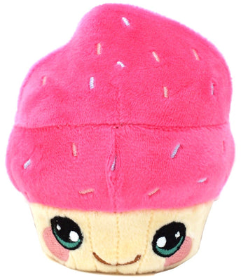 Squeezamals Dessert Series Dream Cupcake 4-Inch Plush